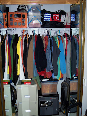 Small Coat Closet Design Ideas